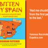 """Fan of Debbie Fletcher's """"Bitten by Spain"""" meets the characters in the book"""