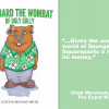 Q&A with Judyth Gregory-Smith, author of Bernard the Wombat